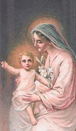 """La petite voie Mariale """"Avec Marie contempler le Christ"""" 80767_2"""